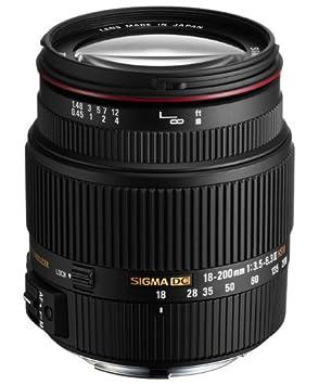 Sigma mm F  II DC HSM standard zoom SLR mm