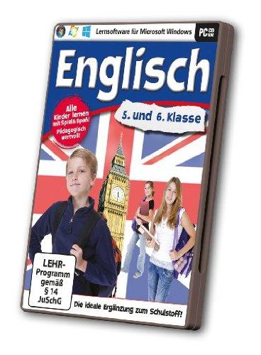 Englisch - PC-Lernsoftware für die 5.& 6. Klasse