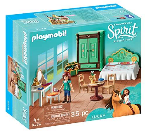 - PLAYMOBIL® Spirit Riding Free Lucky's Room Playset