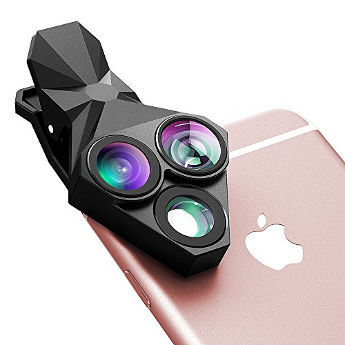 Stoon 3 in 1 Clip-on Phone Lens