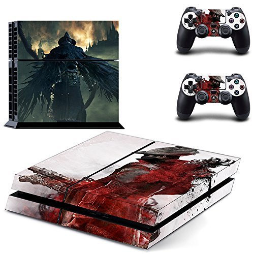 ps4 bloodborne console - 2