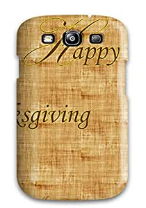New Galaxy S3 Case Cover Casing(thanksgivings )