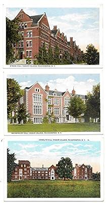 Group of 3 Vassar College, Poughkeepsie, New York Antique Postcards N5519