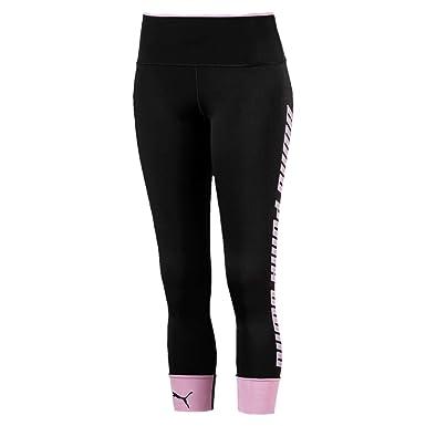 PUMA Modern Sports FoldUp Leggings Pants Black 854243 01