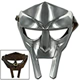 (US) MF Doom Rapper Madvillain Gladiator Mask