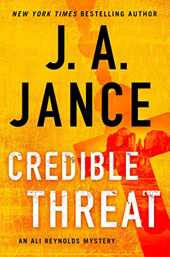 Credible Threat (15) (Ali Reynolds Series)