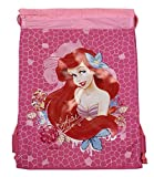Hot Pink Ariel Drawstring Bag - Kids Drawstring Backpack