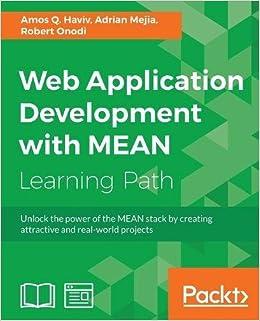 Angularjs Web Application Development Blueprints Ebook