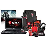 "MSI GT83VR TITAN SLI-212 (i7-7920HQ, 64GB RAM, 1TB NVMe SSD + 1TB HDD, NVIDIA GTX 1080 SLI 16GB, 18.4"" Full HD, Windows 10) VR Ready Gaming Notebook"