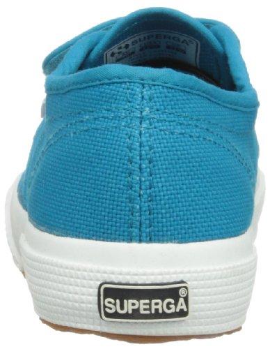 Superga 2750 Jvel Classic Zapatillas Unisex Para Niños Azul (Blue Caribe)