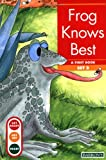 img - for Frog Knows Best (Get Ready, Get Set, Read!/Set 2) book / textbook / text book