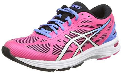 Ds Nc Running White Pink Women's 20 Shoes Powder 3401 Pink Blue Hot Asics Trainer Gel 5ZqH44