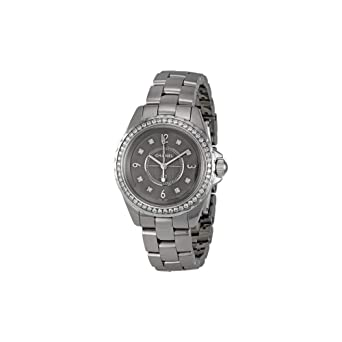 215dbe1e0f7 Amazon.com  Chanel J12 Chromatic Diamond Quartz Watch H2565  Chanel  Watches