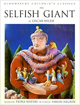 The selfish giant essay