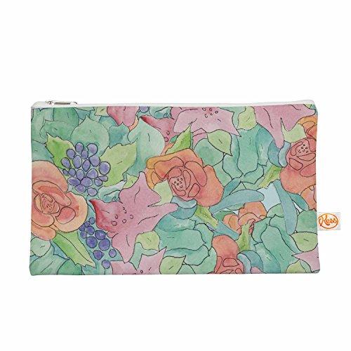 "KESS InHouse Catherine Holcombe ""Southwestern Floral "" Gr..."