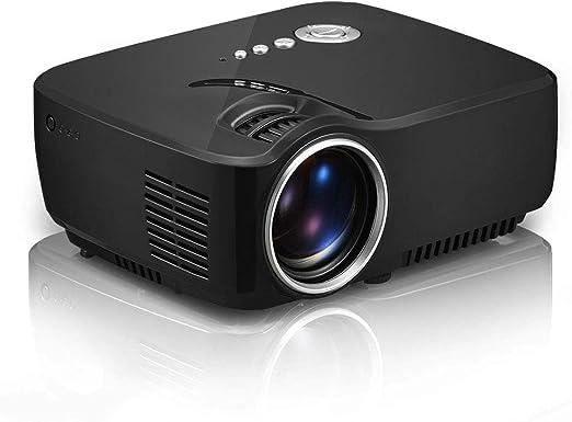 Mini Proyector para El Hogar, Pico Proyector LED Compatible con ...