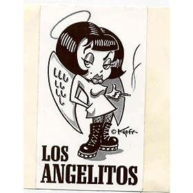 Amazon.com: Bigger Then Life (live): Los Angelitos: MP3