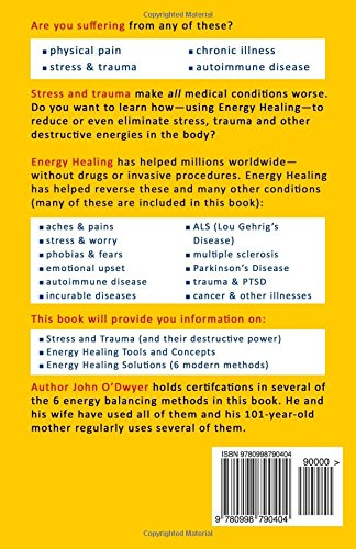 6 Life Changing Energy Healing Methods: How to Release