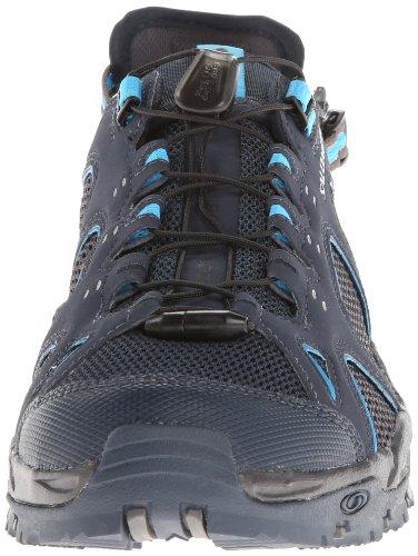 Salomon Techamphibian 3, Scarpe da Nordic Walking Uomo Blau (Deep Blue/Autobahn/Fluo Blue)