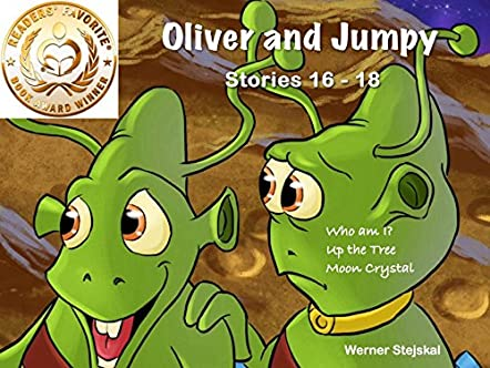 Oliver and Jumpy