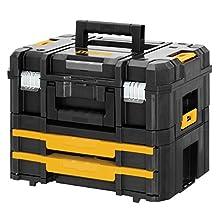 DeWalt T-Stak Toolbox Combo Set II + IV