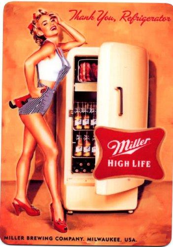 1950s fridge - 7