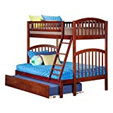 Best Atlantic Furniture Bunk Beds - Atlantic Furniture Richland Bunk Bed with Urban Trundle Review