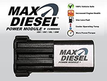 Max Diesel - EGR Performance Module For 2003 - 2011 Cummins isx ISC ISM C: Amazon.es: Coche y moto