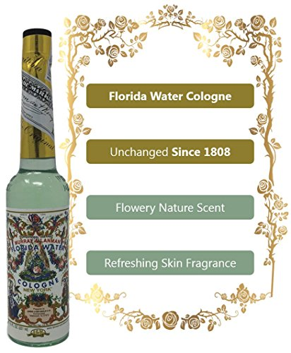 Murray and Lanman Florida Water, 7.5 Ounce ()
