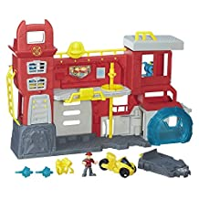 TRANSFORMERS Rescue Bots Headquarters Playset