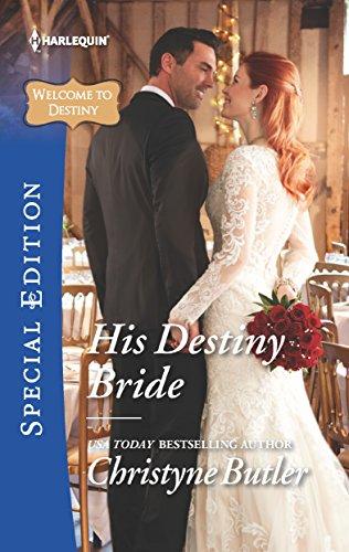 book cover of His Destiny Bride
