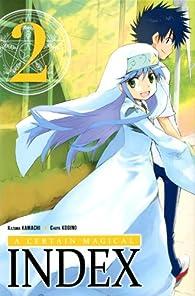 A certain magical Index, tome 2 par Kazuma Kamachi