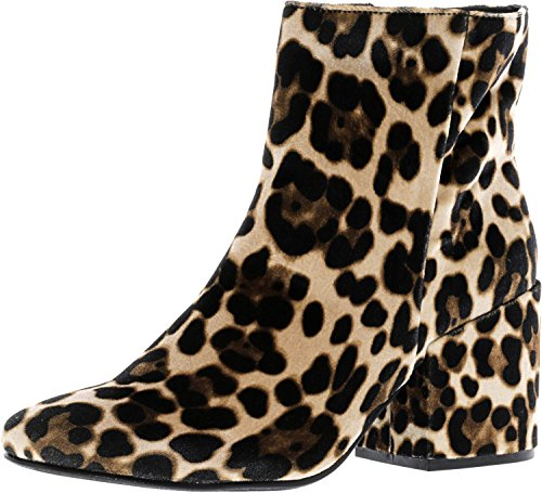 Arrcade Leopard Boot Ankle Madden Women's Girl 4w01BH