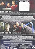 Star Trek VII: Generations / Star Trek VIII: First Contact