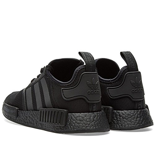 Adidas Man Nmd_r1 Trippel Svart Svart Tyg Storlek 8