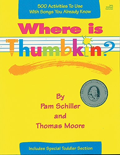 Physical Lessons Activity (Where is Thumbkin?: 500 Activities to Use with Songs You Already Know)