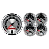 Auto Meter 1202 American Muscle Kit Box - 5 Piece