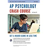 AP® Psychology Crash Course, 2nd Ed., Book + Online (Advanced Placement (AP) Crash Course)