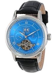 Breytenbach Mens BB86457BW Automatic Bigdate Multifunction Open Hearth Watch
