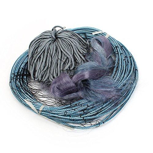 4 Monofilament Gill Nets - 9
