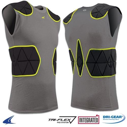 CHAMPRO Adult Dri-Gear Padded Shirt – DiZiSports Store
