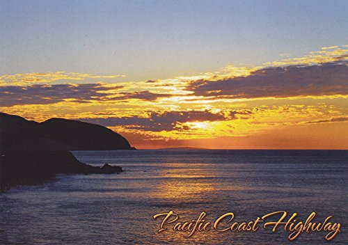 T 364 Pacific Coast Highway  At Sunrise View From Hibiscus Express