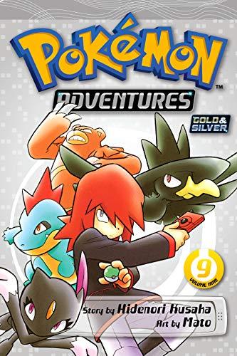 Pokémon Adventures (Gold and Silver), Vol. 9