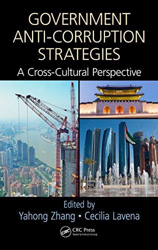 Download Government Anti-Corruption Strategies: A Cross-Cultural Perspective Pdf