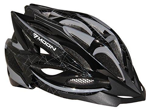 Moon Adjustable Unisex Adult Cycling Bike Helmet with Vis...