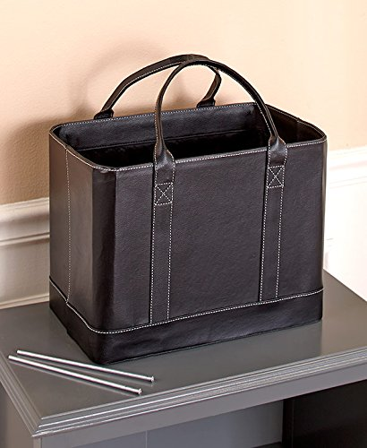 Chic File Organizers (Black)