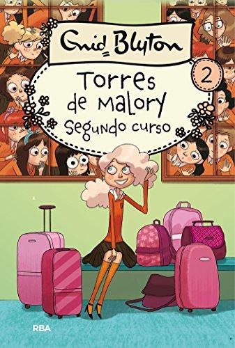Amazon.com: Segundo curso. Torres de Malory 2 (Spanish ...