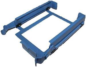 Dell Blue Hard Drive Caddy For Dimension E310 3100 9150 9200 5150 5100 E510 Optiplex GX520 GX620 Optiplex 960 320 330 360 210L Optiplex 740 745 755 760 SMT (Tower) Part Number: H7283 U6436 YJ221 RH991