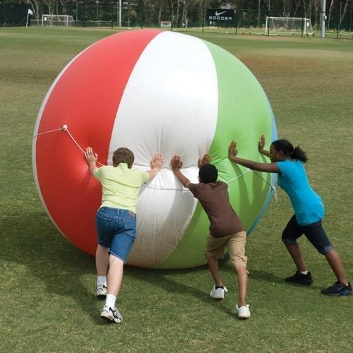 Image of Beach Balls US Games 8 ft. Jumbo Beach Ball
