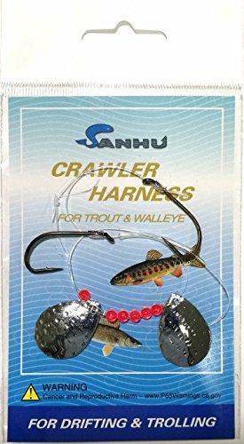 Sanhu Crawler Harness - 10 Packs - Item #625